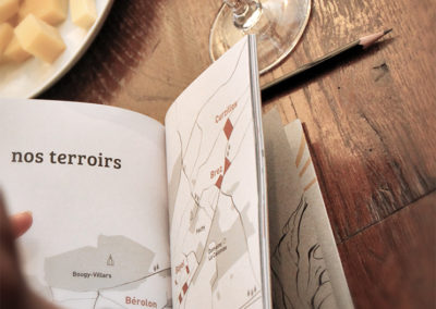 Introducing all local wine terroirs
